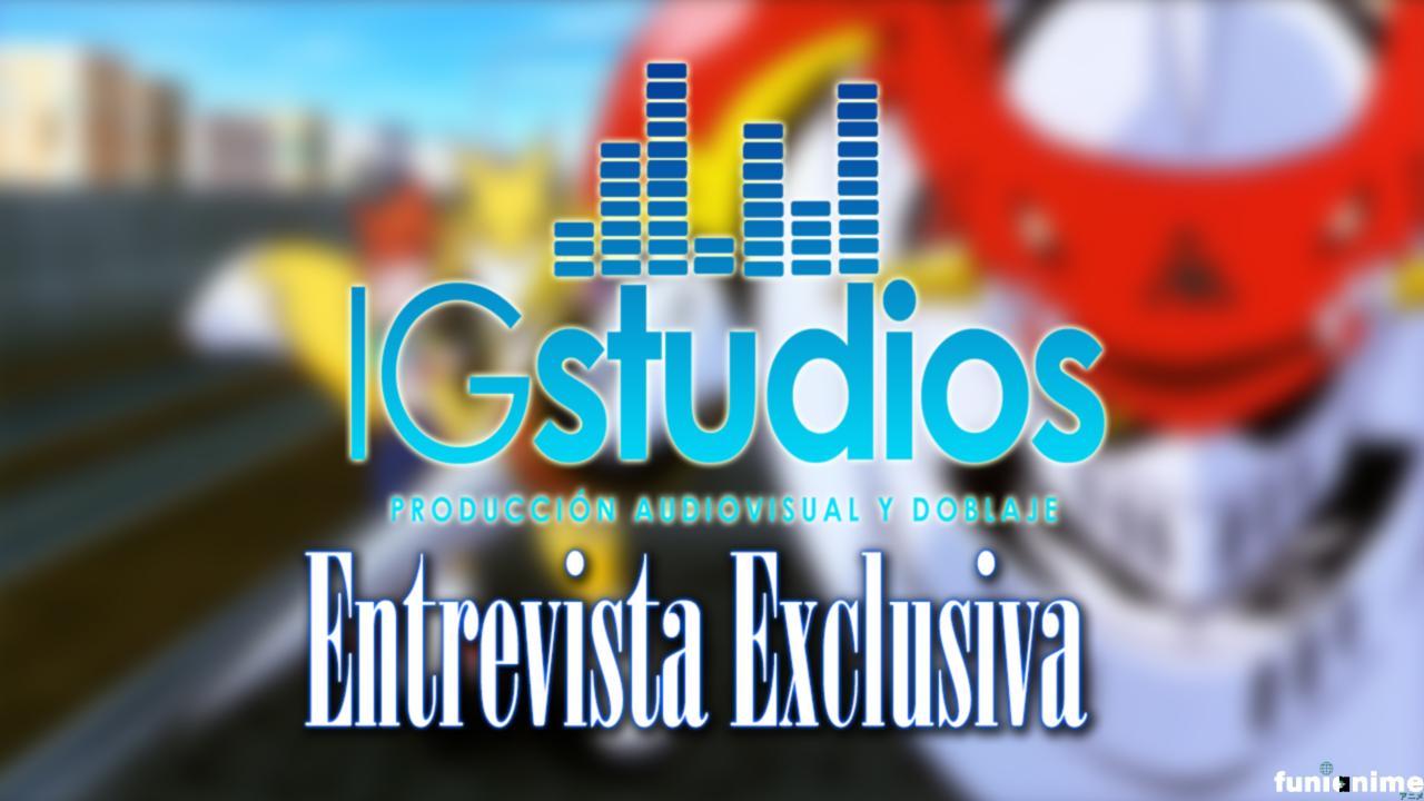 Photo of Entrevista exclusiva a IG Studios