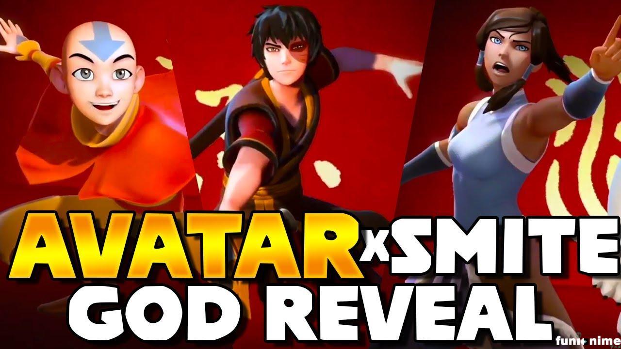 Photo of Avatar: Aang, Zuko y Korra llegan a SMITE