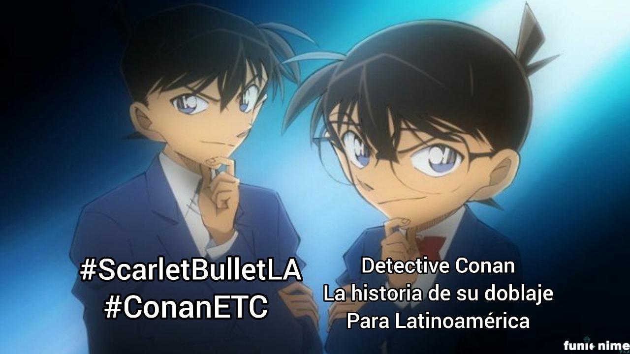"""Photo of """"Detective Conan"""" La historia de su doblaje para Latinoamérica"""
