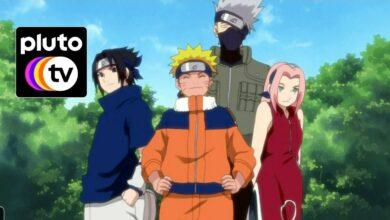 Photo of Naruto gana canal exclusivo en Pluto TV