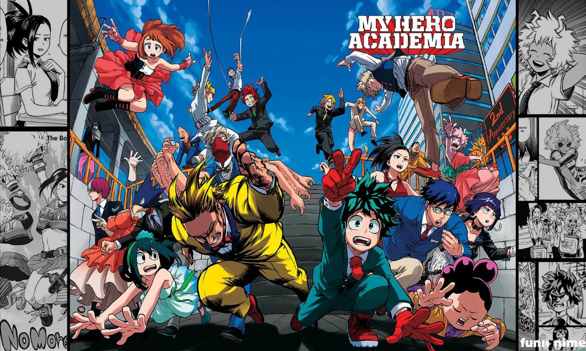 Photo of My Hero Academia tendrá nueva OVA este mes