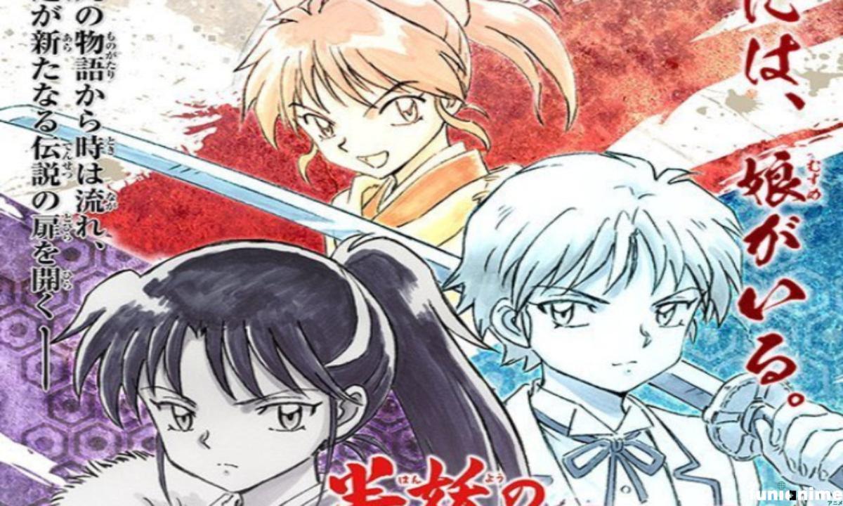 Photo of Nueva información del Anime «Hanyou no Yashahime»