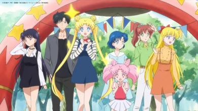Photo of Se revelan nuevas imágenes de la próxima película Sailor Moon Eternal