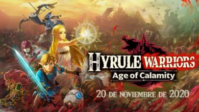 Photo of Precuela de The Legend of Zelda «Hyrule Warrios» en noviembre con doblaje latino