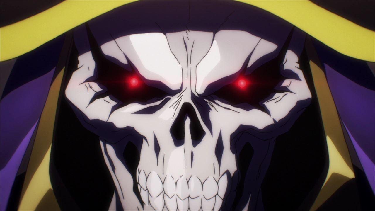 Overlord llegará al Catalogo de Funimation Mx