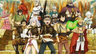 Photo of El Anime de Black Clover contará con un Arco original
