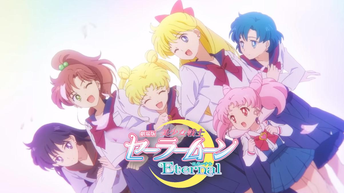 Sailor Moon Eternal: Las Sailor Guardians estrenan nuevo tráiler de su próxima película