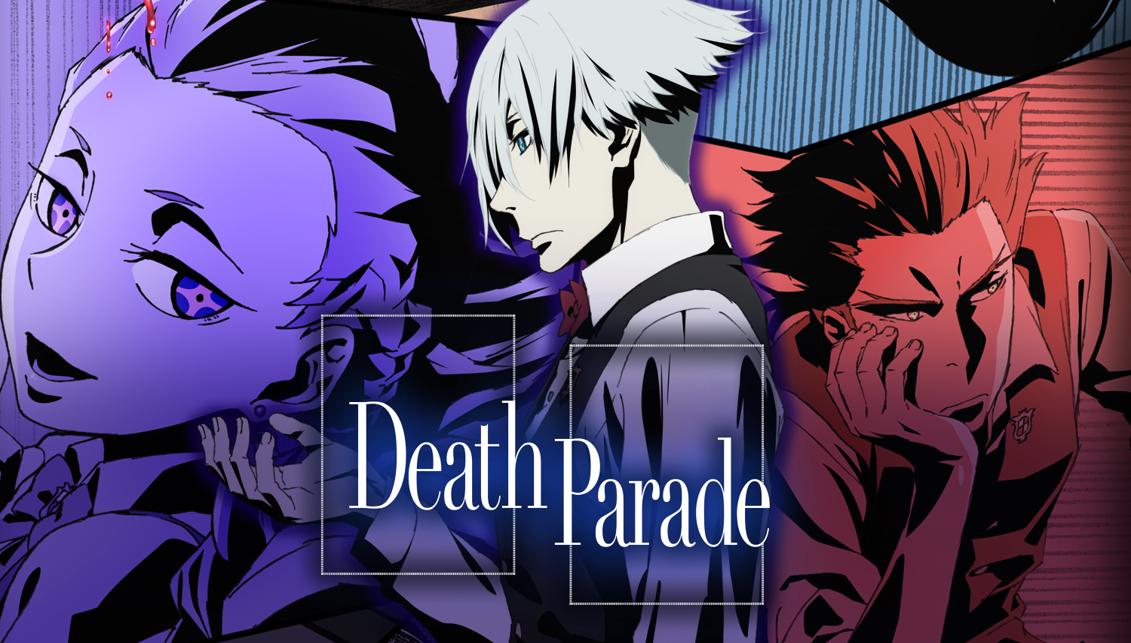 Death Parade llegará Muy Pronto a Funimation México