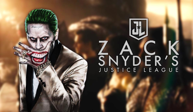 """Jared Leto retorna como el Joker en """"Justice League : Director´s Cut"""""""