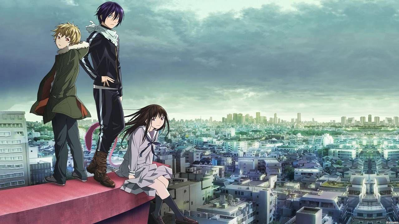 Noragami llegará con todas sus temporada a Funimation México
