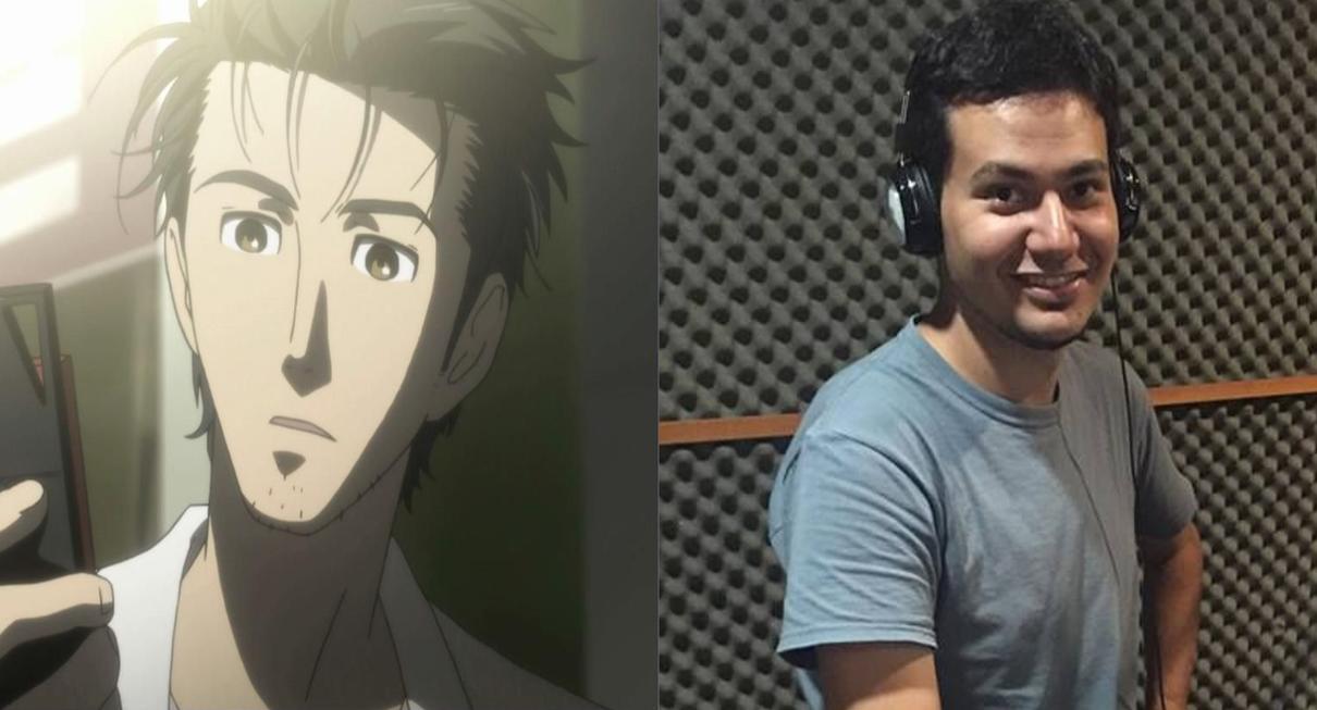 "Ya tenemos la voz de Rintaro Okabe para el Doblaje Latino de ""Steins;Gate"""