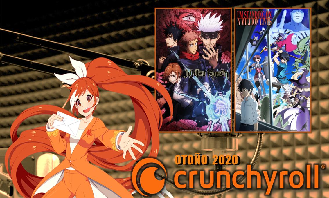 Crunchyroll anuncia su tanda de Doblajes Simultáneos para este año 2020