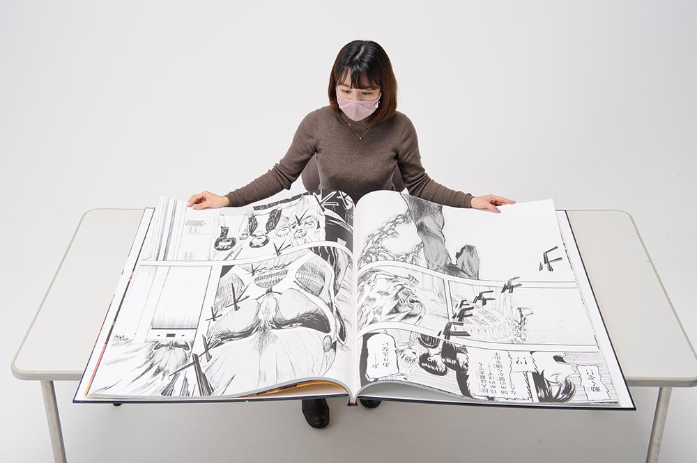 El manga tamaño gigante de Shingeki no Kyojin se agotó en dos minutos