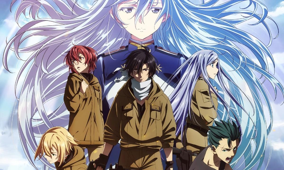 Crunchyroll suma el anime 86 EIGHTY-SIX a su lista de doblajes
