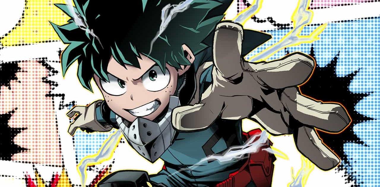 El manga Boku no Hero Academia se toma una semana de descanso