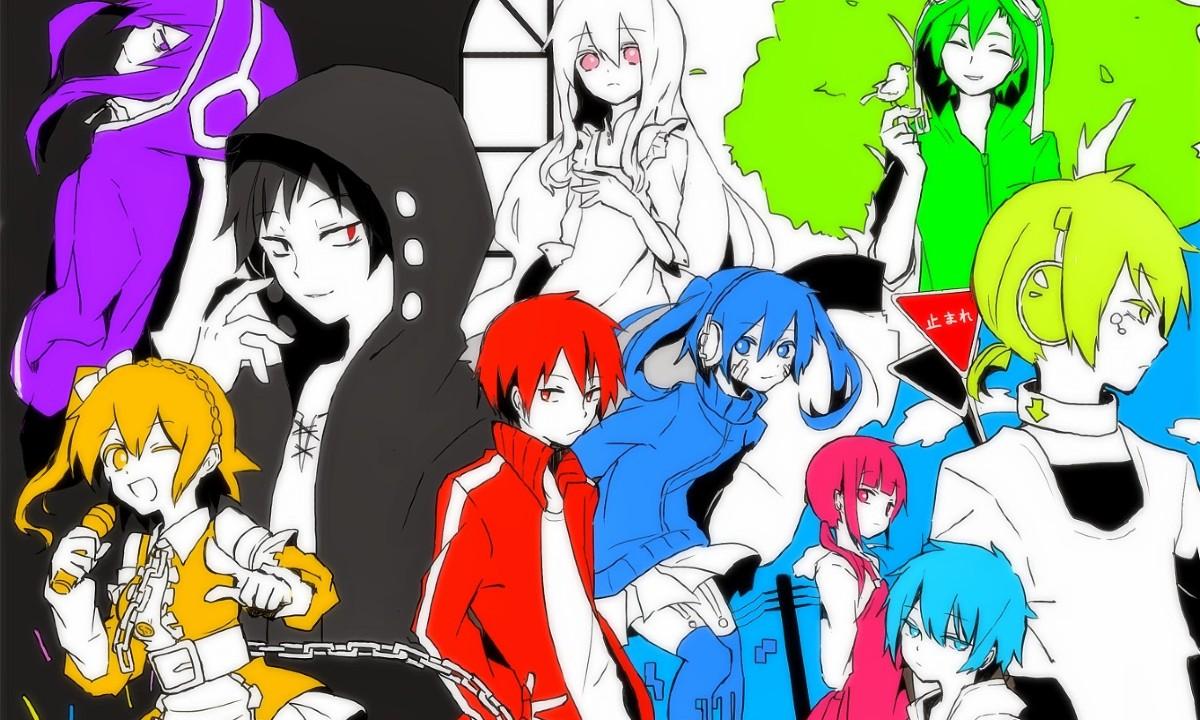 """Loas animes de """"Mekakucity Actors"""" y """"Dog Days"""" dejarán Crunchyroll"""