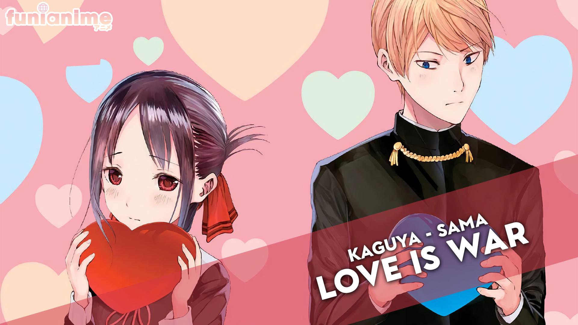 """El manga de """"Kaguya-Sama: Love is War"""" entrará en pausa hasta el 1 de julio"""