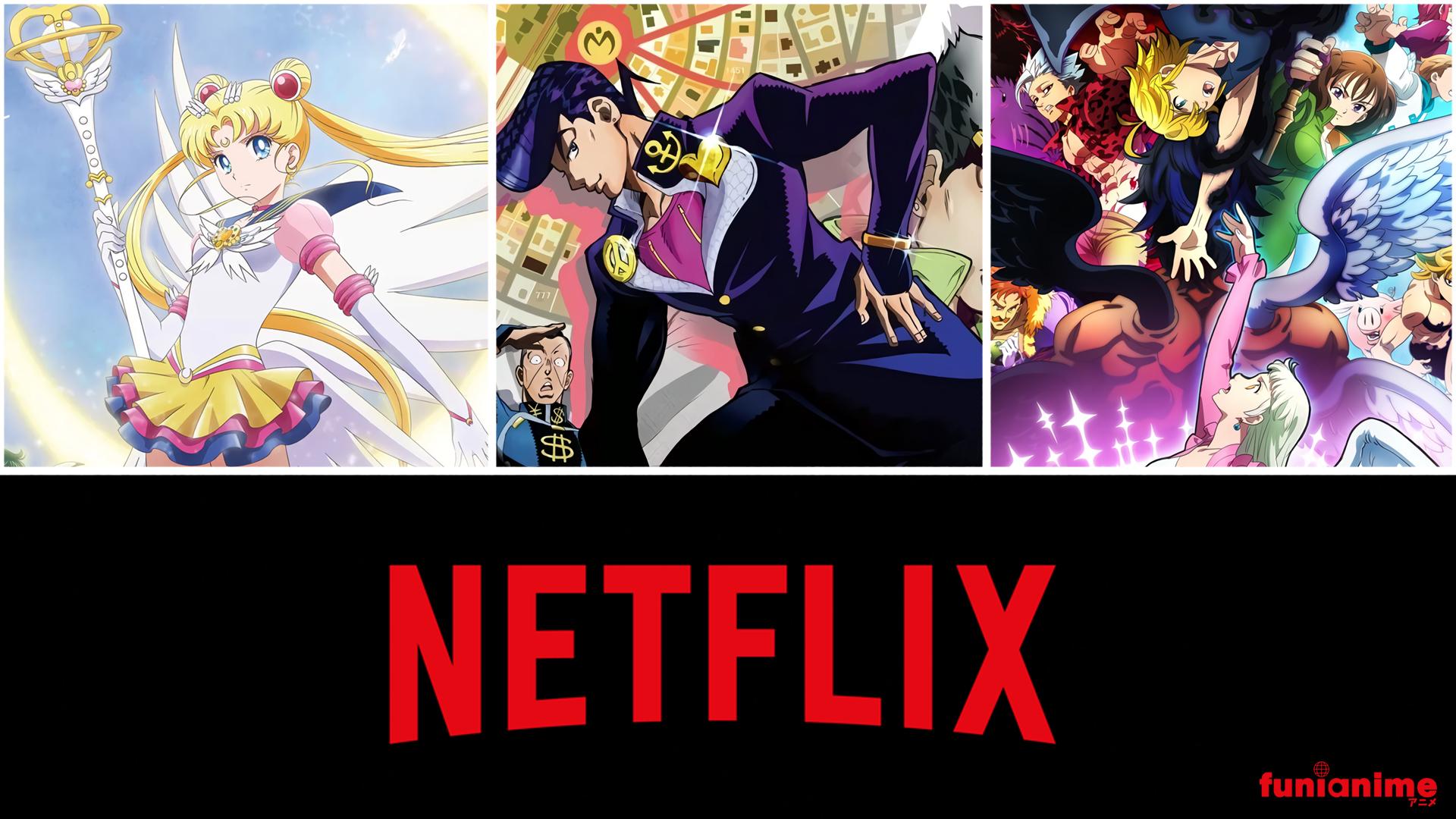 Netflix – Conoce los animes que llegan a su catalogo en junio 2021