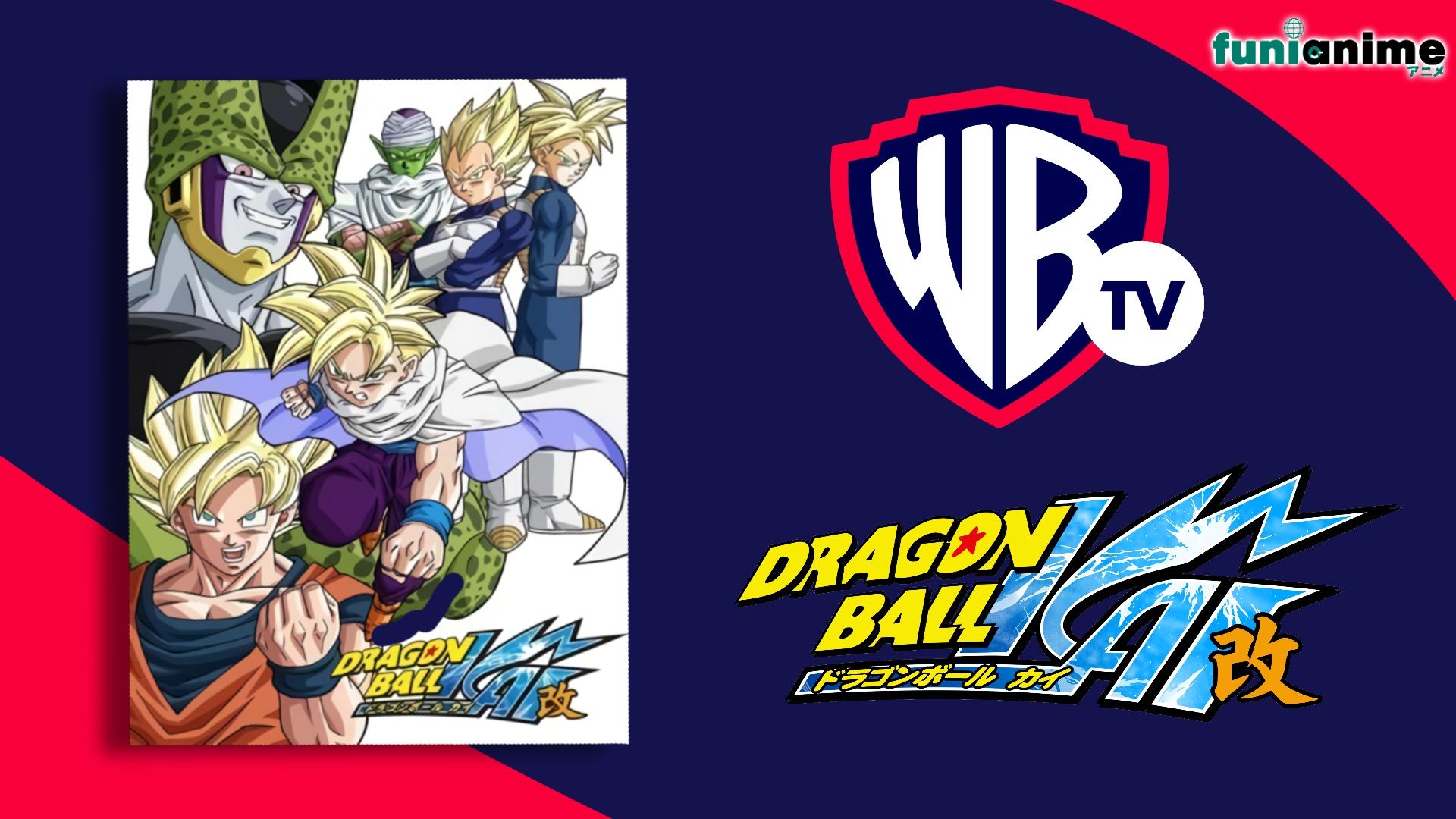 Dragon Ball Z Kai volverá a emitirse en cable a través de Warner Channel