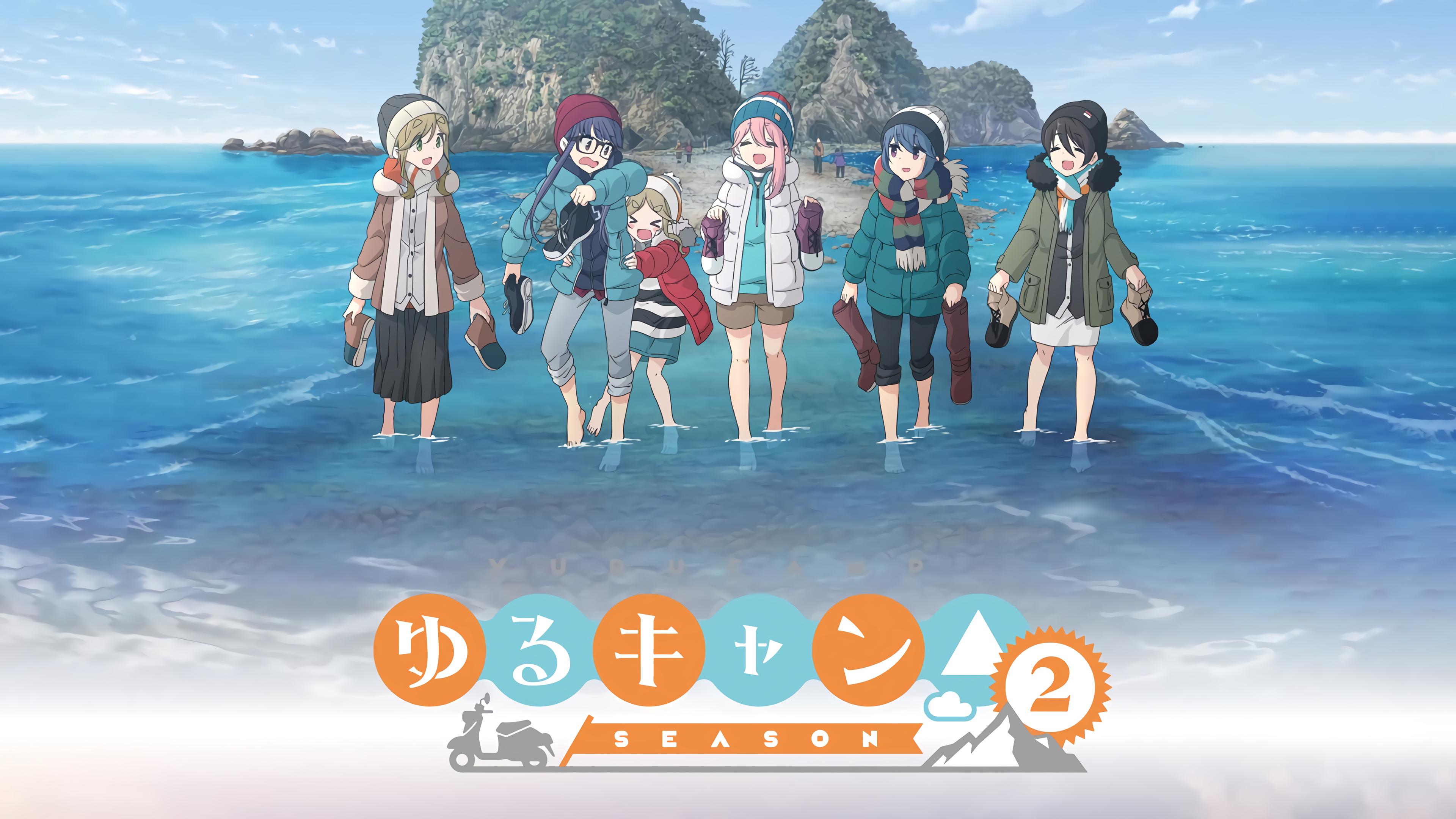 """""""Yuru Camp"""" tendrá nuevo OVA en Julio"""