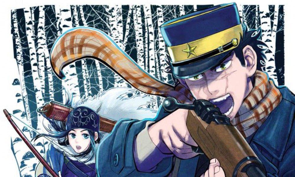 El manga Golden Kamuy se tomará un descanso antes de su final