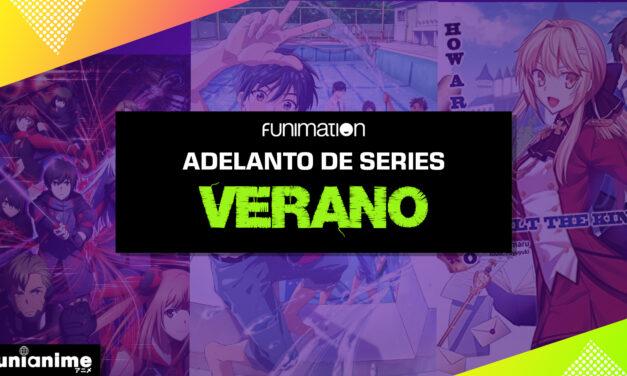 Checa el adelanto de las series que traerá Funimation para Verano 2021