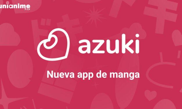 """La nueva app de manga """"Azuki"""" llegará este mes de Junio"""