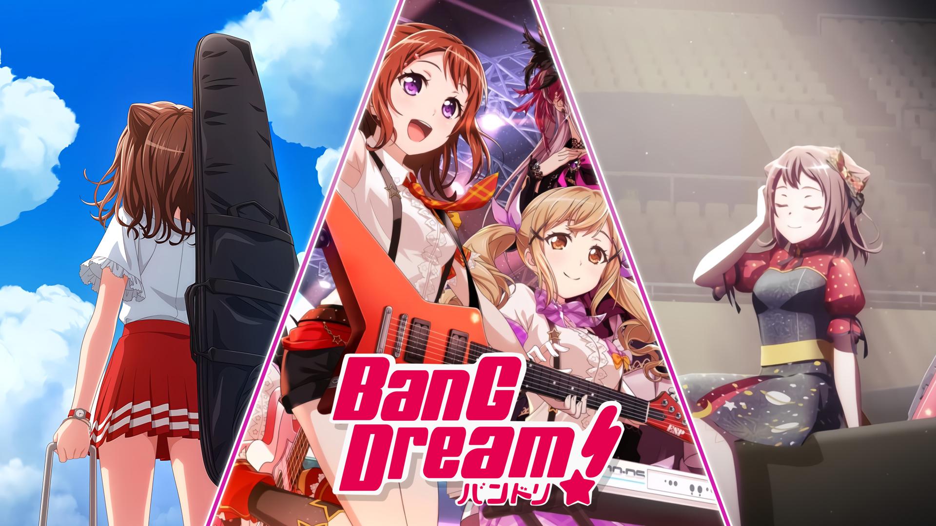 La franquicia BanG Dream! revela nuevas películas y regreso de su mini serie
