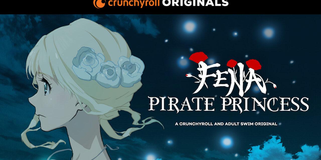 Crunchyroll revela tráiler de su anime original «Fena: Pirate Princess»