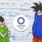 Goku y Vegeta Narrarán los Juegos Olímpicos de Tokyo 2020