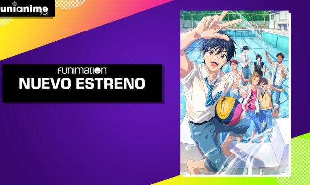 """""""RE-MAIN"""" se estrenará en Julio en Funimation"""