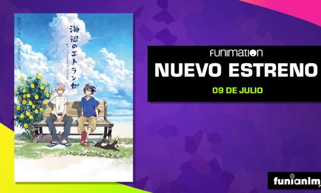 """""""The Stranger by the Shore"""" se estrenará el 9 de julio en Funimation"""