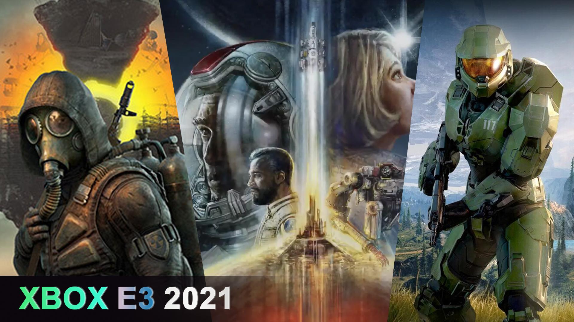 Resumen de la conferencia de Xbox en la E3-2021