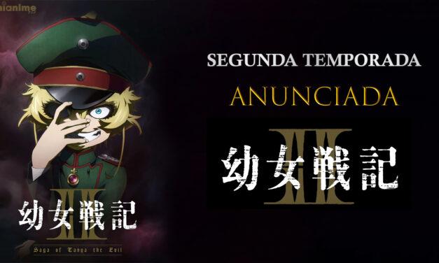 Se confirmó la segunda temporada de Saga of Tanya the Evil