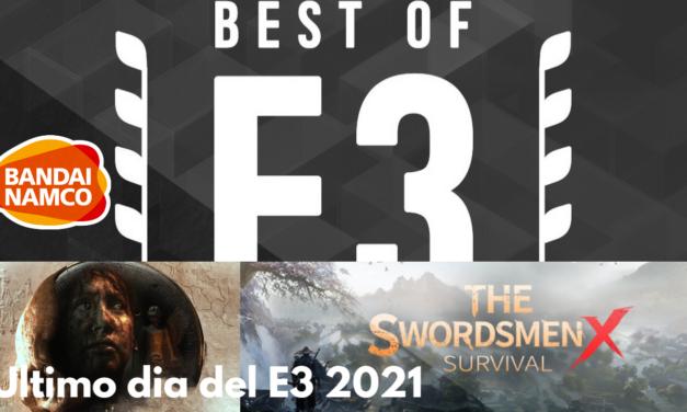 Super resumen del ultimo día de la E3-2021