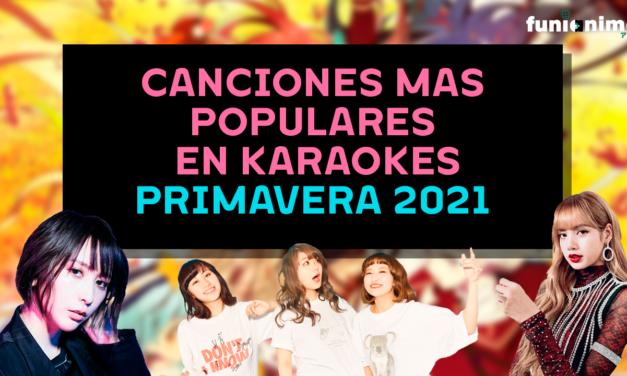 Conoce las canciones más populares en karaokes de la temporada de Primavera-2021