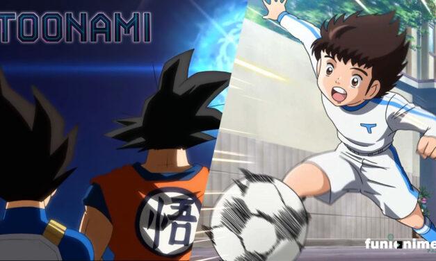 Captain Tsubasa reemplazará a Dragon Ball Super en Toonami