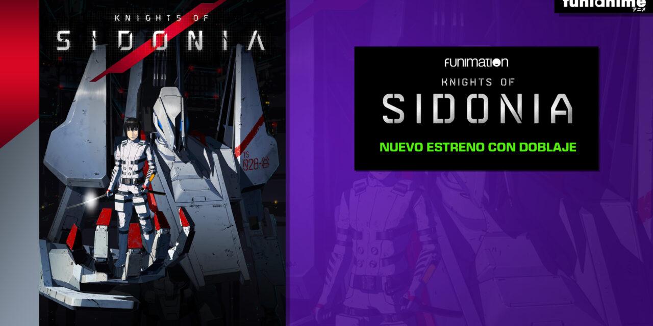 Knights of Sidonia llegará a Funimation con doblaje latino