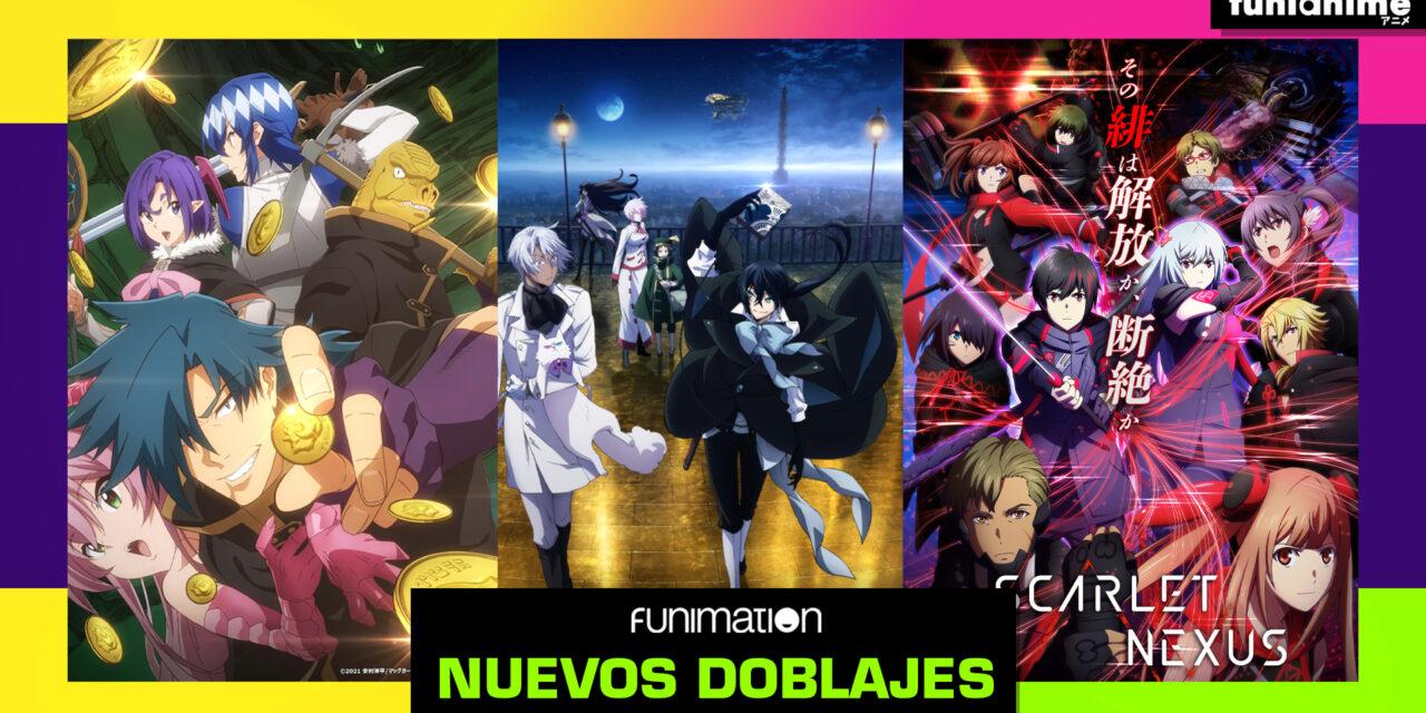 Funimation anuncia simuldub para la temporada de Verano 2021