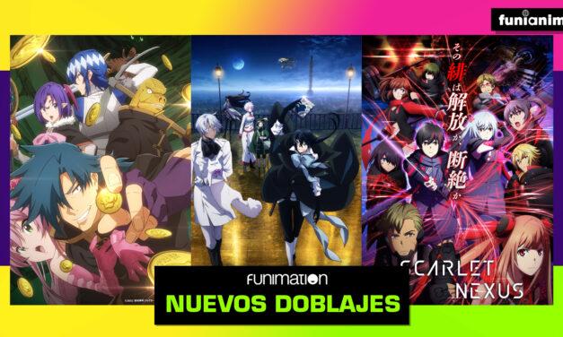 Funimation anuncia las fechas de estreno de los simuldubs Verano 2021