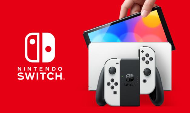 Nintendo al fin revela el nuevo modelo de Switch!