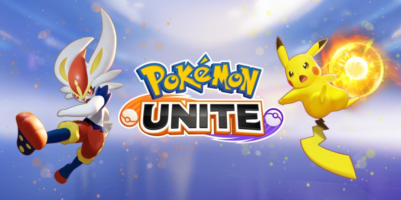 Pokémon Unite ya disponible en Nintendo Switch