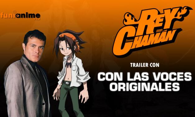 Shaman King 2021 – Su tráiler al español latino cuenta con las voces originales