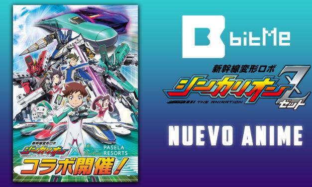 BitMe – Se confirmaron las fechas y horarios del anime Shinkansen Henkei Robo Shinkalion