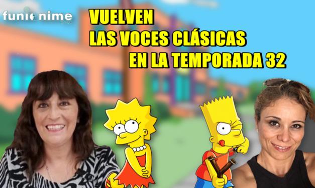 Los Simpson – Regresa su reparto original de voces a partir de la Temporada 32