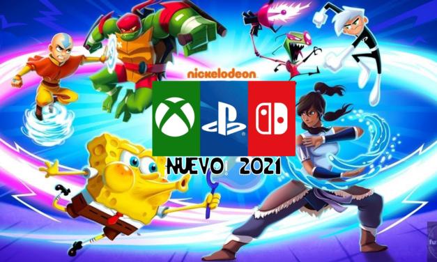 Nickelodeon All-Star Brawl será el nuevo videojuego de Nickelodeon