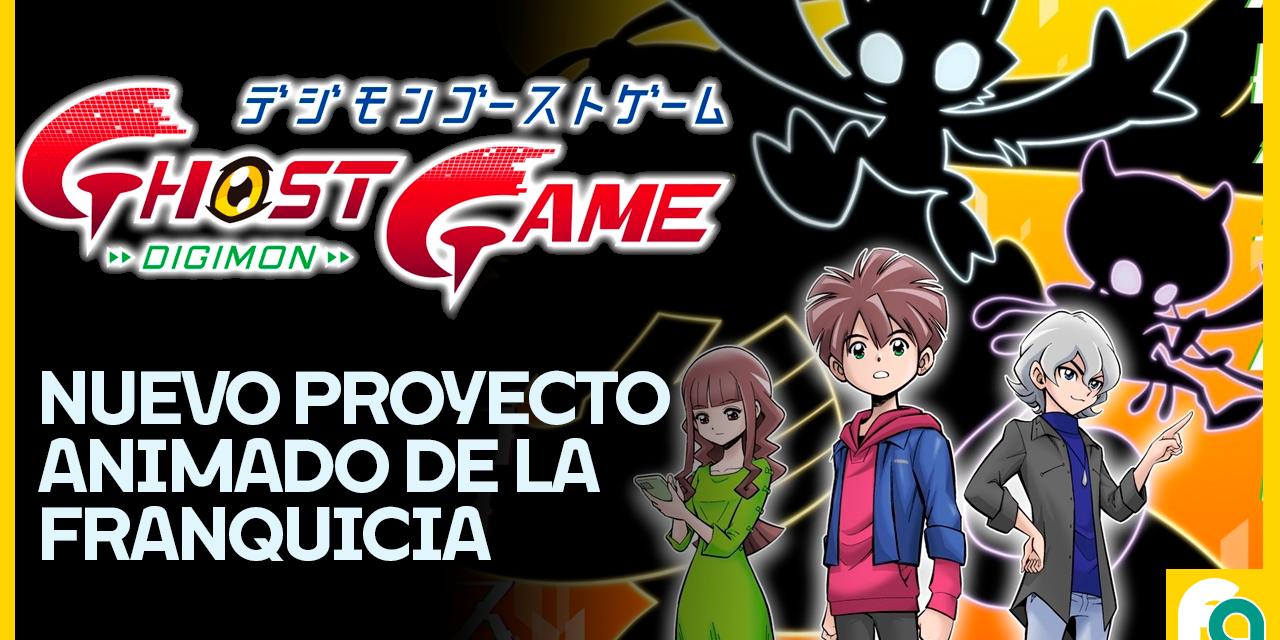 Se revela vídeo promocional para Digimon Ghost Game