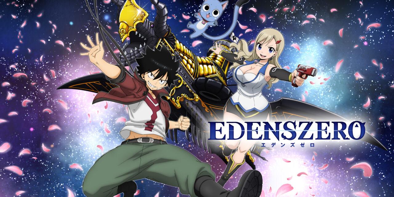 Ya disponible el pre-registro al juego de Edens Zero en dispositivos moviles.