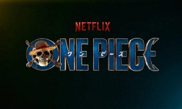 Netflix revela el logo para el live-action de One Piece