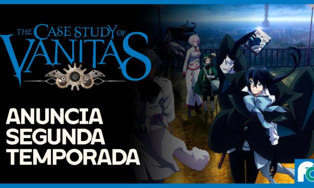 El anime The Case Study of Vanitas tendrá una segunda parte